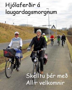 Laugardagshjólaferðir Landssamtaka hjólreiðamanna
