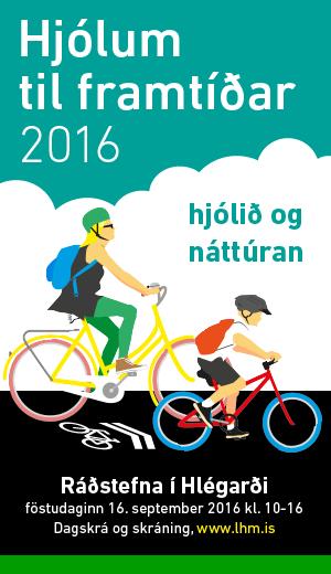 Hjólum til framtíðar 2016