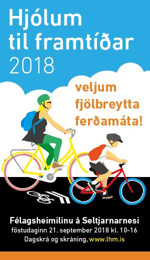 Hjólum til framtíðar 2018