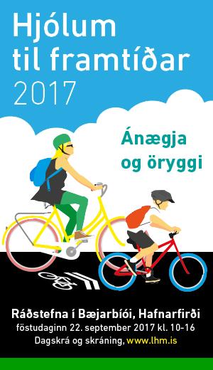Hjólað til framtíðar 2017